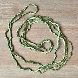 Vintage beads beaded necklace bundle lot